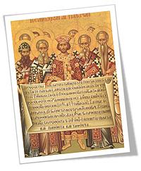 The Nicene Creed vs.Jesus