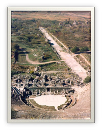 Ephesus - Who Wrote the Book of Ephesians?