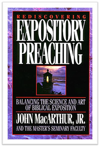 Rediscovering ExpositoryPreaching